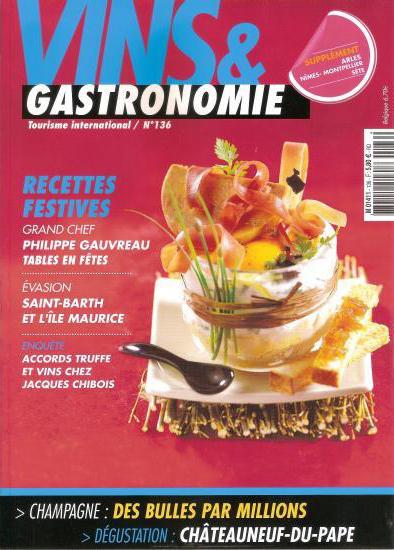 Vins & Gastronomie, No.136