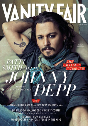 Vanity Fair, Janvier, 2011