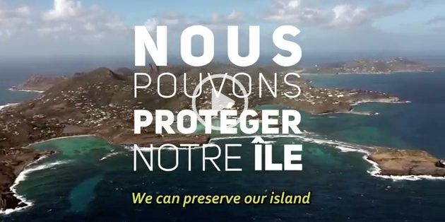 A VIDEO TO PROTECT OUR ISLAND