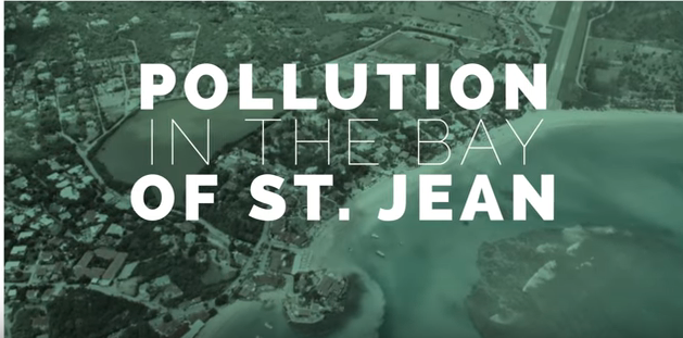 A VIDEO TO PREVENT THE POLLUTION OF ST JEAN'S BAY