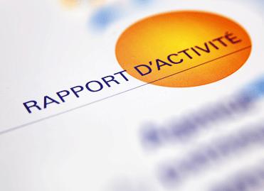 LE RAPPORT D'ACTIVITÉS DE L'ASSOCIATION 2009-2012