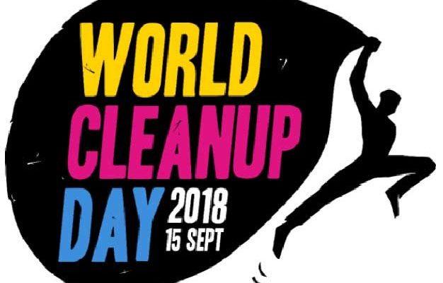 World Cleanup Day : 3,2 tonnes de déchets collectés en une matinée